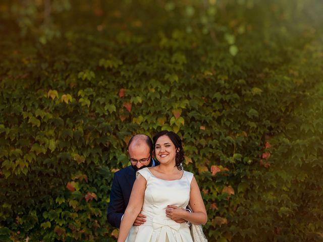 La boda de Alejandro y Raquel en Olmedo, Valladolid 62