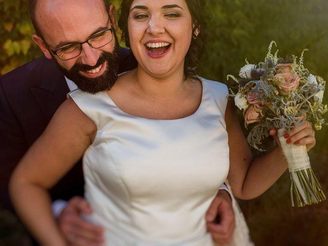 La boda de Alejandro y Raquel en Olmedo, Valladolid 64