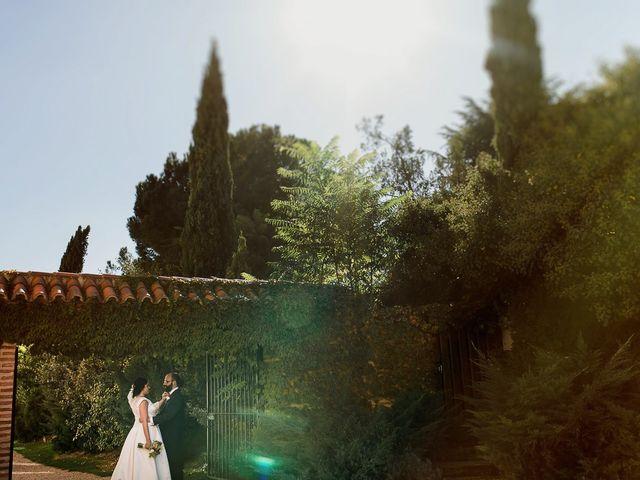 La boda de Alejandro y Raquel en Olmedo, Valladolid 67