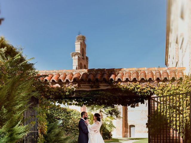La boda de Alejandro y Raquel en Olmedo, Valladolid 68