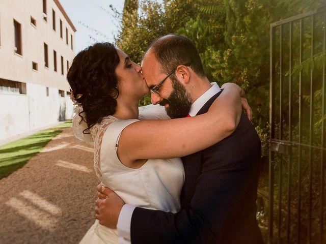 La boda de Alejandro y Raquel en Olmedo, Valladolid 69