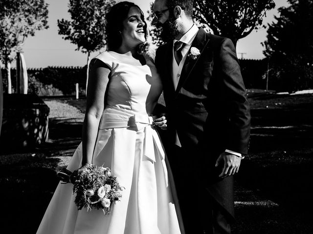 La boda de Alejandro y Raquel en Olmedo, Valladolid 71