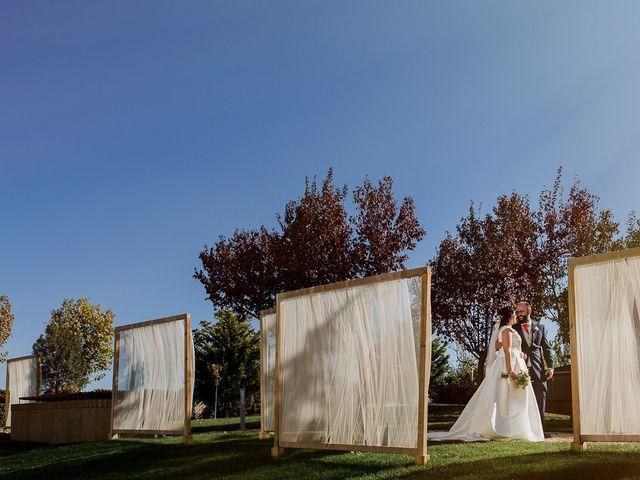 La boda de Alejandro y Raquel en Olmedo, Valladolid 72