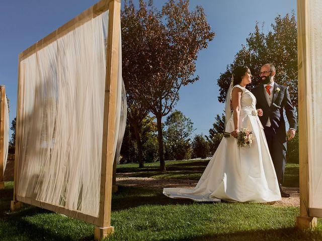La boda de Alejandro y Raquel en Olmedo, Valladolid 73