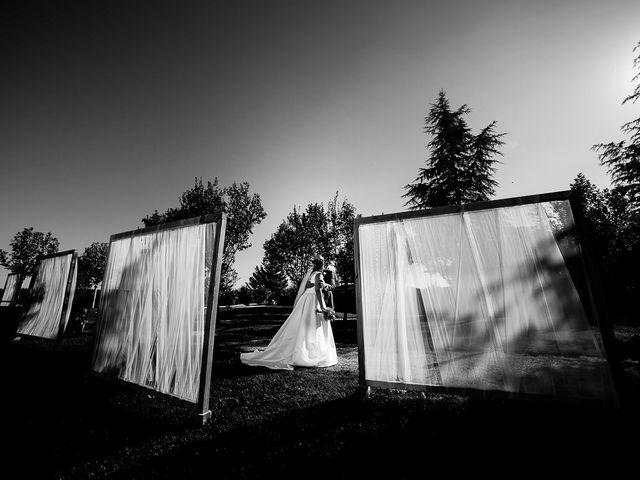 La boda de Alejandro y Raquel en Olmedo, Valladolid 74