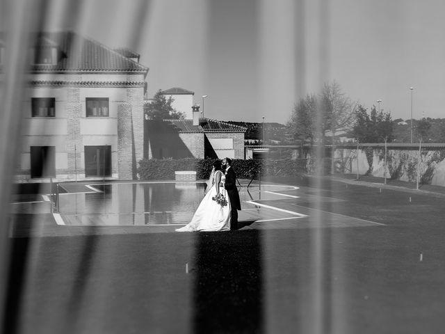 La boda de Alejandro y Raquel en Olmedo, Valladolid 78