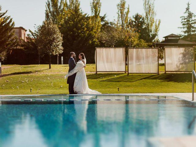 La boda de Alejandro y Raquel en Olmedo, Valladolid 79