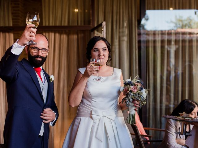 La boda de Alejandro y Raquel en Olmedo, Valladolid 86