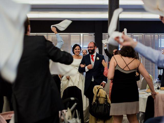 La boda de Alejandro y Raquel en Olmedo, Valladolid 91