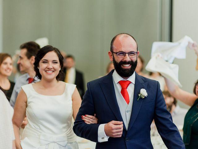 La boda de Alejandro y Raquel en Olmedo, Valladolid 92