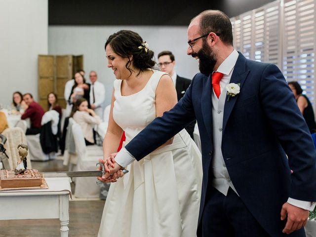 La boda de Alejandro y Raquel en Olmedo, Valladolid 94