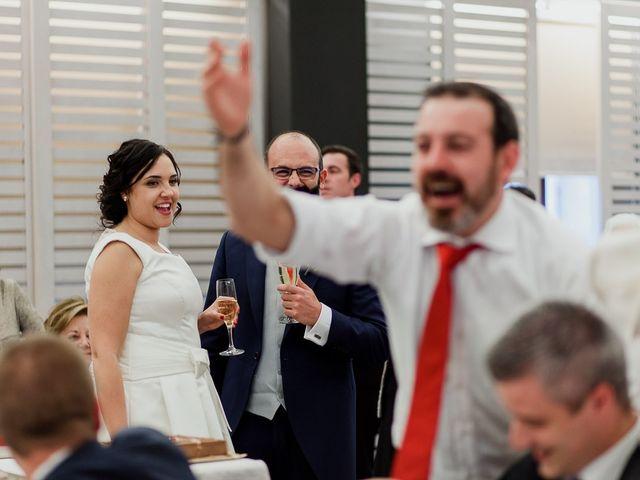 La boda de Alejandro y Raquel en Olmedo, Valladolid 95