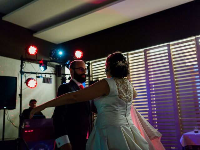 La boda de Alejandro y Raquel en Olmedo, Valladolid 97