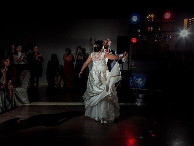 La boda de Alejandro y Raquel en Olmedo, Valladolid 98