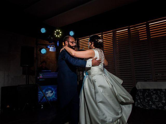 La boda de Alejandro y Raquel en Olmedo, Valladolid 99