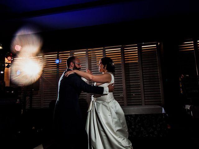 La boda de Alejandro y Raquel en Olmedo, Valladolid 100