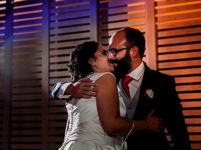 La boda de Alejandro y Raquel en Olmedo, Valladolid 104