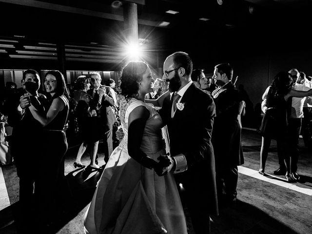 La boda de Alejandro y Raquel en Olmedo, Valladolid 106