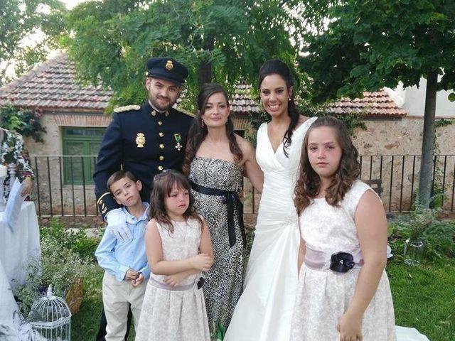 La boda de Juan Pedro y Patricia en Hoyuelos, Segovia 1