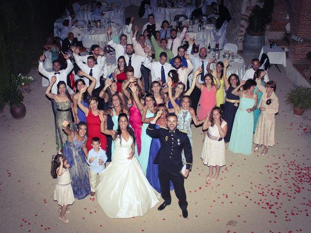 La boda de Juan Pedro y Patricia en Hoyuelos, Segovia 5
