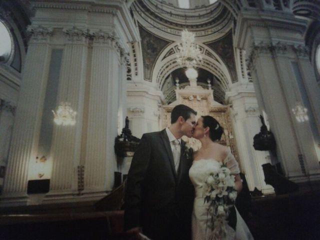 La boda de Juan y Belén  en Zaragoza, Zaragoza 1