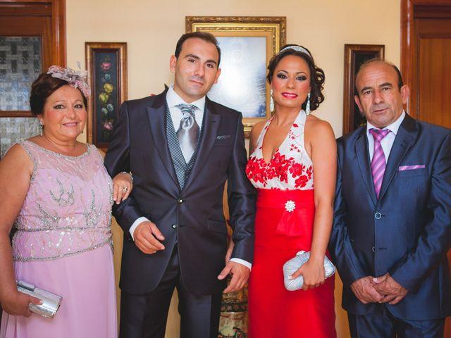 La boda de José Manuel y Mari Carmen en Lora Del Rio, Sevilla 2