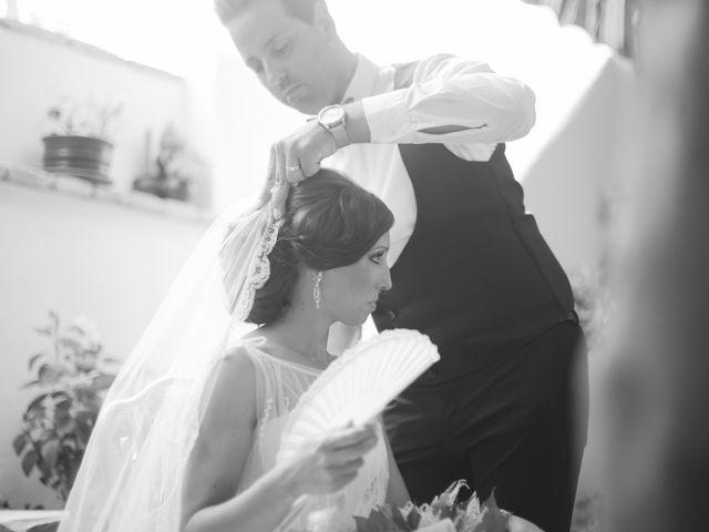 La boda de José Manuel y Mari Carmen en Lora Del Rio, Sevilla 5