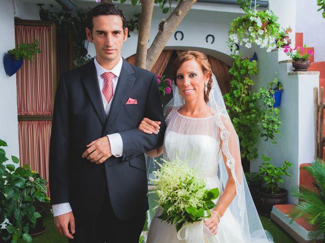 La boda de José Manuel y Mari Carmen en Lora Del Rio, Sevilla 9