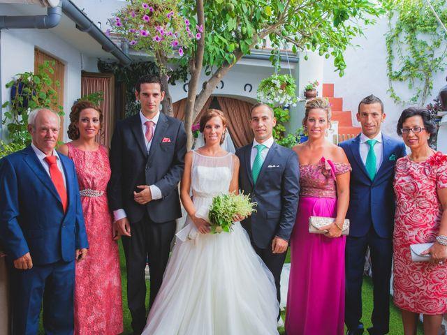 La boda de José Manuel y Mari Carmen en Lora Del Rio, Sevilla 10