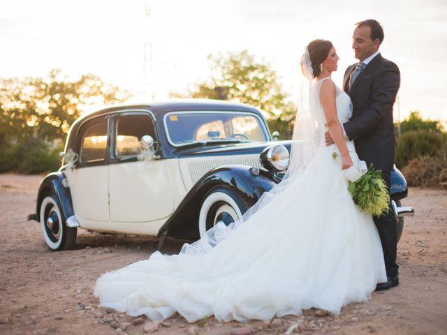 La boda de José Manuel y Mari Carmen en Lora Del Rio, Sevilla 22