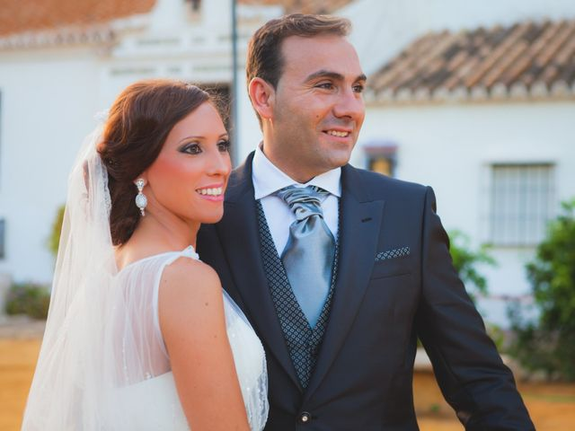 La boda de José Manuel y Mari Carmen en Lora Del Rio, Sevilla 24