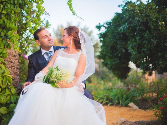 La boda de José Manuel y Mari Carmen en Lora Del Rio, Sevilla 25