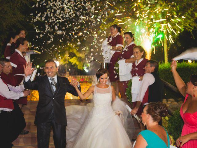 La boda de José Manuel y Mari Carmen en Lora Del Rio, Sevilla 35