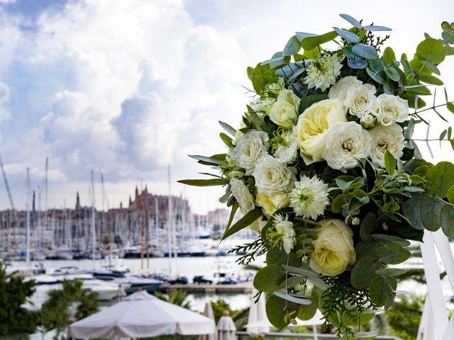La boda de Juan y Pilar en Palma De Mallorca, Islas Baleares 12