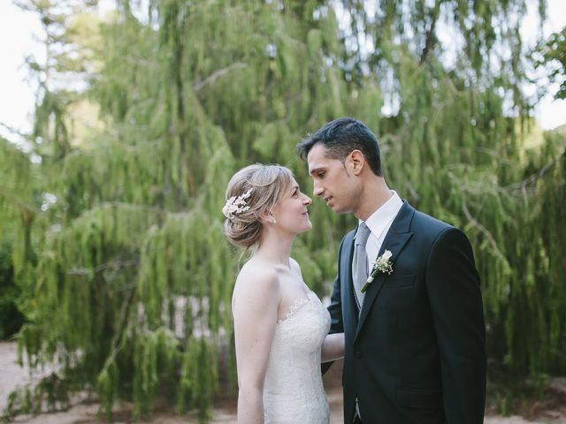 La boda de Raquel y Arturo