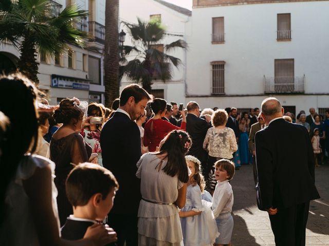 La boda de Juanma y Sara en Fernan Nuñez, Córdoba 10