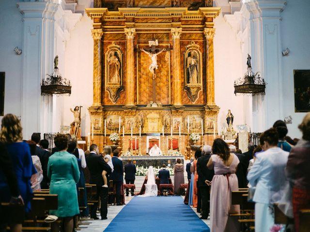 La boda de Juanma y Sara en Fernan Nuñez, Córdoba 12