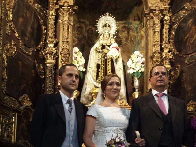 La boda de Mari Luz y Guillermo en Sevilla, Sevilla 1