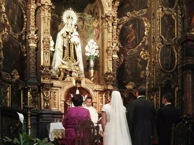 La boda de Mari Luz y Guillermo en Sevilla, Sevilla 6