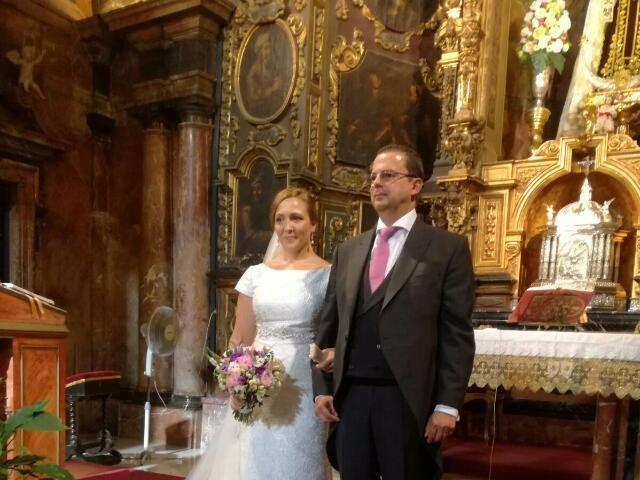 La boda de Mari Luz y Guillermo en Sevilla, Sevilla 12