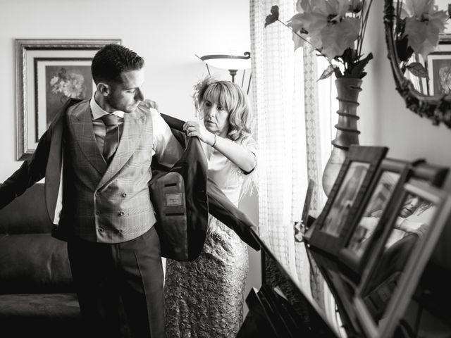 La boda de Sergio y Jessi en Montehermoso, Cáceres 10