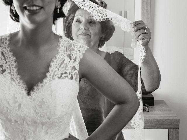 La boda de Sergio y Jessi en Montehermoso, Cáceres 15