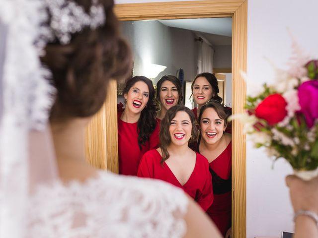 La boda de Sergio y Jessi en Montehermoso, Cáceres 16