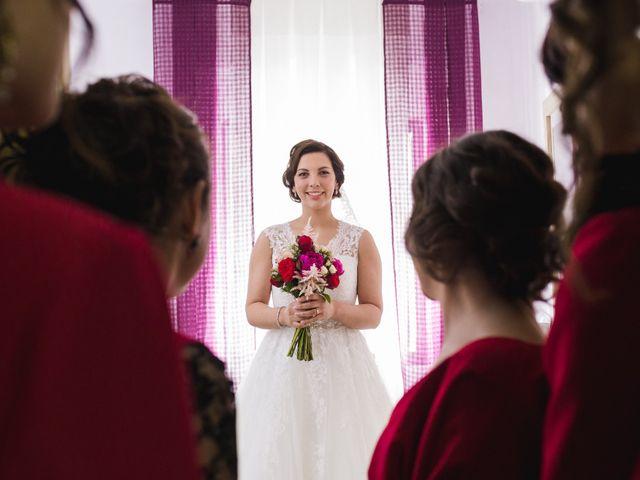 La boda de Sergio y Jessi en Montehermoso, Cáceres 17