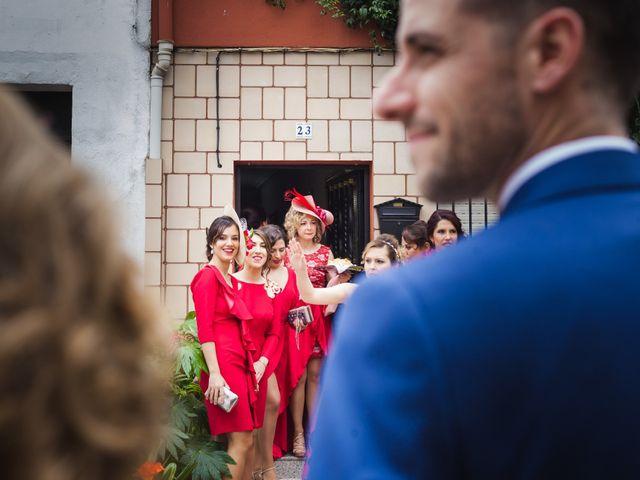 La boda de Sergio y Jessi en Montehermoso, Cáceres 18