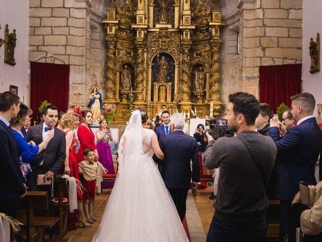 La boda de Sergio y Jessi en Montehermoso, Cáceres 19