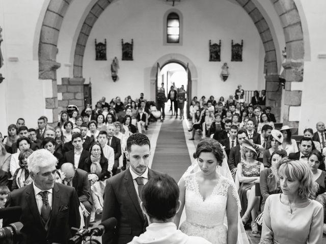 La boda de Sergio y Jessi en Montehermoso, Cáceres 20