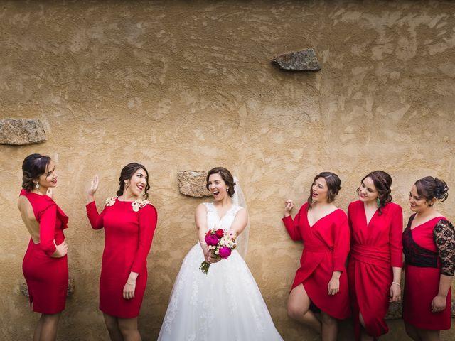 La boda de Sergio y Jessi en Montehermoso, Cáceres 22