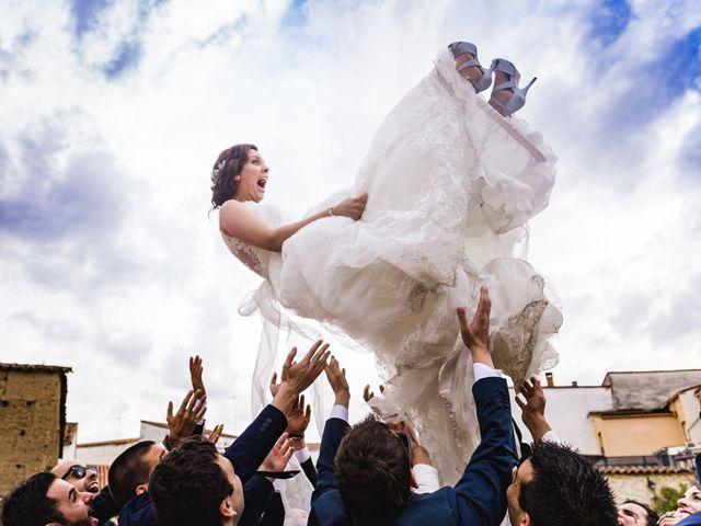 La boda de Sergio y Jessi en Montehermoso, Cáceres 26