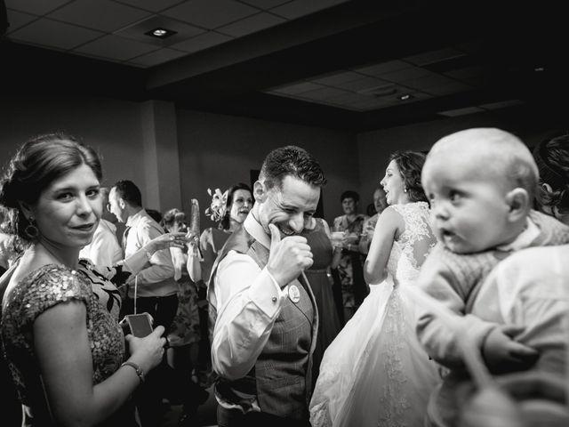 La boda de Sergio y Jessi en Montehermoso, Cáceres 28